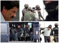 'El Chapo' Guzmán fue detenido, informa Peña Nieto | Noticias al Momento