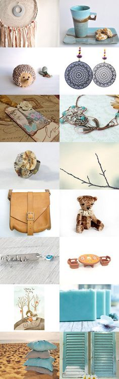 Dream with a soft breeze by ScrapCati on Etsy--Pinned with TreasuryPin.com