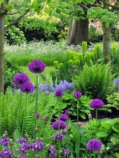 Outstanding 23 Shade Garden Design https://decorisme.co/2018/01/02/23-shade-garden-design/ The second idea is to assess your website before you plant. You might be thinking that there are not a lot of plants that it is possible to grow in the shade #GardeningDesign