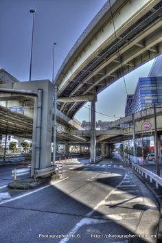 浜崎橋 by Hiroki Ito