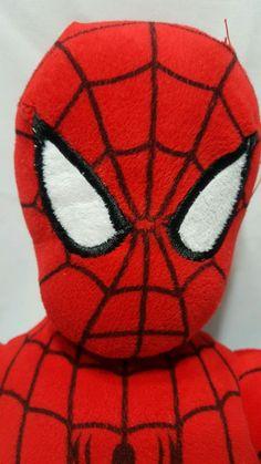 1a5750c5494 Marvel Spiderman Plush Doll 25