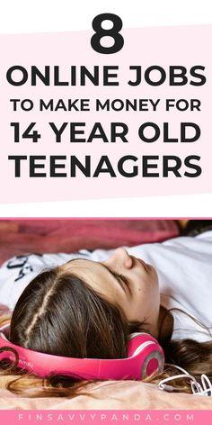 Make Money As A Teenager
