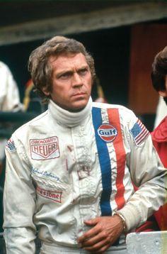 Steve MC Queen, Le Mans. Il faut voir le film pour les fans de sport automobile messieurs.