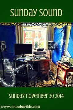 Sounds Wilde Blog: Sunday Sound Nov 30 2014 - probably the best sound, music & voice over roundup this side of the web