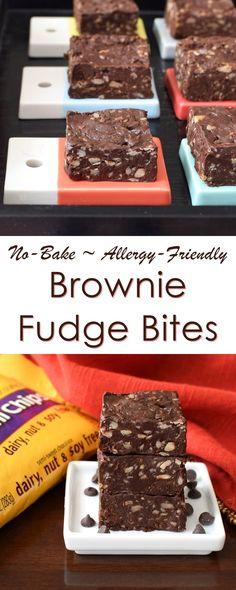 No-Bake Brownie Fudg