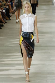 Preen by Thornton Bregazzi | Spring 2013 Ready-to-Wear Collection | Style.com