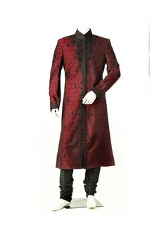 $279.99 Indian traditional Mens sherwani suit. So, so beautiful.