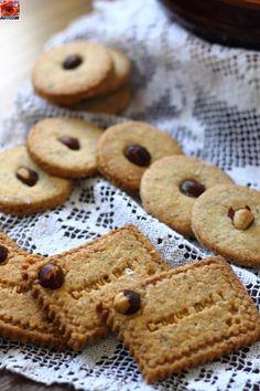 Biscotti alle Nocciole | Aryblue