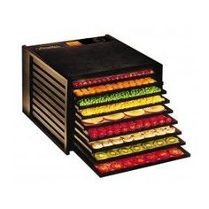 Can't wait for this summer, then I can put my new dehydrator to the ultimate test!  :)