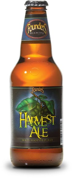 Harvest Ale: This liquid dream pours a hazy golden straw color with a white, two-finger head. Your first sip of this beer rewards you with a super juicy hop presence bursting with fresh citrus, then finishes to introduce toasted malt undertones.  6.5% ABV, 70 IBUs