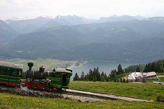 Schafbergbahn, Salzkammergut, Østrig
