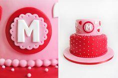 Mariana's Communion Cake