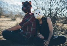 "9 Creative Engagement Photo Props | Photo by: <a href=""http://calebjohnhill.com/kathleen-allan-desert-engagement/"" target=""_new""> Caleb John Hill</a> 