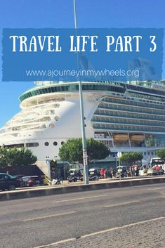 Sharing my experience of my cruise holiday.