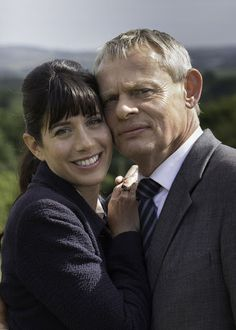Doc Martin - so well written, amazing cast, addictive to say the least. Pretty much my favorite pic of L&M  Just read season 8 is a go.