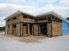Images For > Simple Straw Bale House Plans
