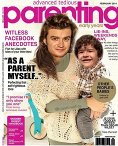 When you get on the cover for being the best damn single mom out there