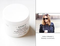 Live in a cold climate? Follow Scandinavian blogger Sara Strand's lead and smooth on Kiehl's Ultra Hydrating Overnight Night Mask ($35) twice a week for immediate hydration.