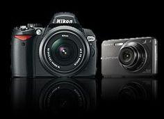 Buying a Digital SLR - First DSLR Camera
