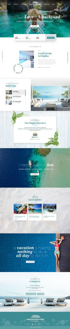 Interesting that this is a web design, but the 3-4th panels can work well as a converted postcard design. 3rd panel is kind of what I'm picturing for the e-mail campaign - though more complex and elevated of the card design.