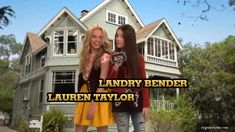 Best Friends Whenever- Lauren Taylor and Landry bender Landry Bender, Best Friends Whenever, Lauren Taylor, Models, Templates, Fashion Models