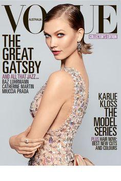 Vogue Australia - May 2013