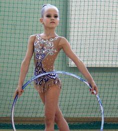 Купальники для художественной гимнастики. Lyolya