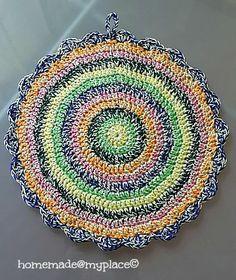 homemade@myplace: #crochet #MandalasForMarinke
