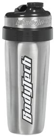 Stainless Steel Shaker Cup available at the Vitamin Shoppe