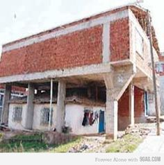 Shackception, architecture lvl: Turkish