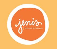 Jeni's Ice Creams Logo by Element