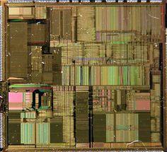 Intel Pentium chip