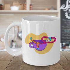 Too Much Coffee Mug