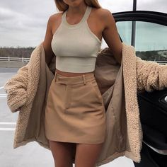 Lovely Outfit Ideas Trendy To Update Your Dressing outfit ideas trendy, Women's fashion Mode Outfits, Trendy Outfits, Fashion Outfits, Womens Fashion, Fashion Trends, Fashion Belts, Fashion Ideas, Fashion Clothes, Style Clothes