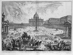 Piranesi - Vedute di Roma - 1760.