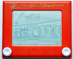 INSIDE THE PAINSTAKING PROCESS OF CREATING ELABORATE ETCH A SKETCH ART
