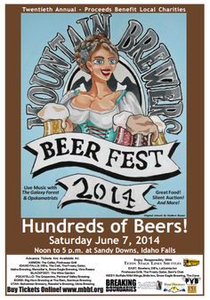 Mountain Brewers Beer Fest & North American Brewers AssociationAwards