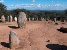 """Portugual's Stonehenge"" is made up of nut-like stones aligned with the heavens"