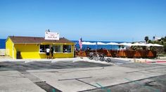 Crystal Cove Shake Shack, Newport Beach, California.