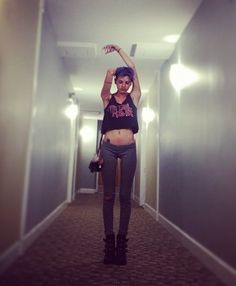 I want to look like juliet simms