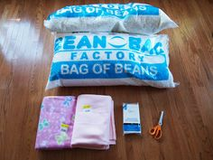 Tenn Sense: {Tutorial} Make Your Own Beanbag Chair I bet we can get the fabric donated or kids can bring and we can use plastic bags to fill them up