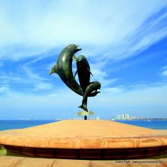 Puerto Vallarta offers great weather, beaches, food, kind locals and many things to do, plus there's also a lot of culture & art, which spills out onto the streets as well. Here's a list + details of sculptures you'll find in town, we hope it'll make your stroll all the more entertaining.  Read more: http://www.puertovallarta.net/what_to_do/sculptures-statues-around-puerto-vallarta.php  #puertovallarta #vallarta #sculptures #statues #art #jalisco #mexico
