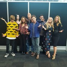 """5,124 Likes, 37 Comments - The Gifted (@thegiftedonfox) on Instagram: """"We're mutants baby! ✖✖✖ #nycc2017 #thegifted"""""""