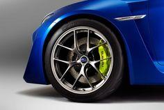 Subaru WRX Concept - Llantas
