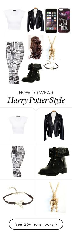 """Tough nerd"" by olivia-huffer on Polyvore featuring Refresh, Alexander McQueen and Disney"