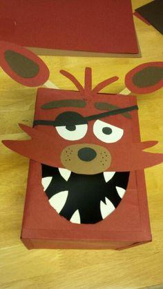 Emily's Five Nights at Freddy's Valentine's box