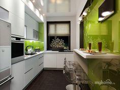 кухни дизайн фото маленькие - Поиск в Google