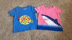NWT Mini Boden Shirts. Size 3-4T. #MiniBoden
