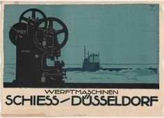 Schiess-Dusseldorf 1913_Ludwig Hohlwein