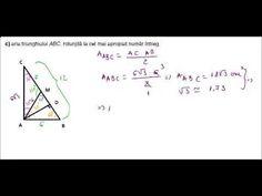 În triunghiul ABC cu m( unghiului BAC) = 90 de grade, AD este înălțime și AM este mediană, unde M ∈(BC) si D∈(BM ). Știind că AM = 6 cm si m(∢DAM ) = 30 de grade, determinați:  7p a) măsurile unghiurilor ascuțite ale triunghiului ABC ; 7p b) perimetrul triunghiului ABC ; 6p c) aria triunghiului ABC, rotunjită la cel mai apropiat număr întreg.